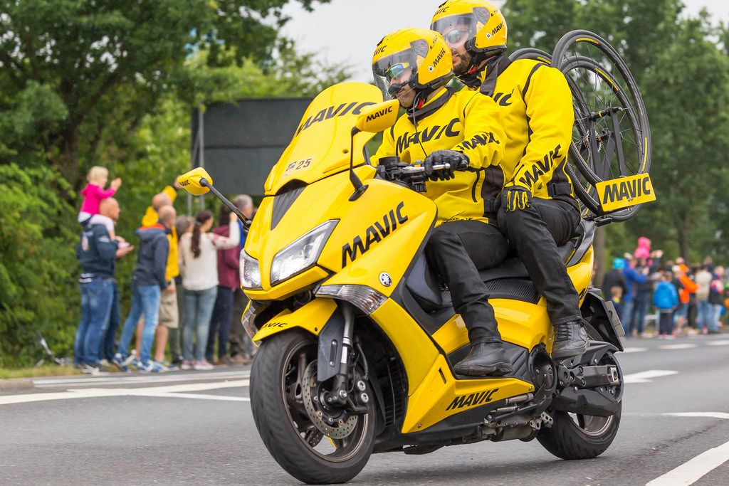 MAVIC Motor Bike