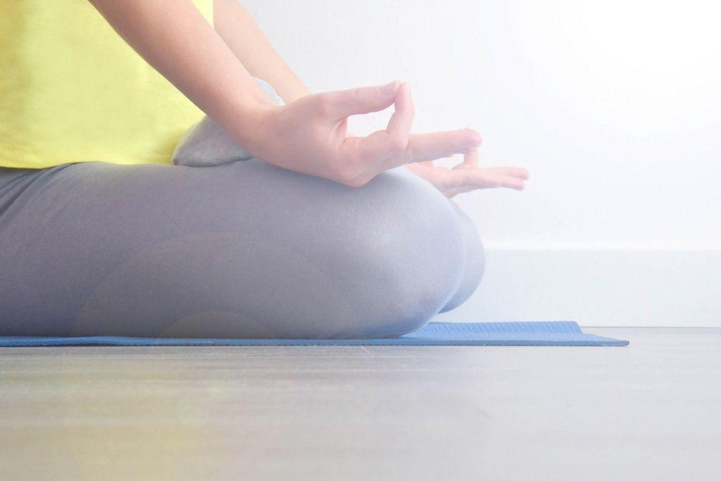 Meditieren / Meditation