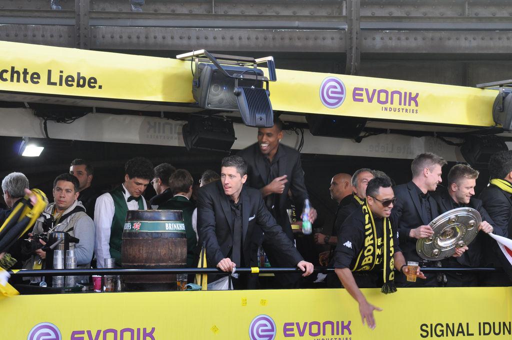 Meisterkorso 2012: Lewandowski, Santana und Co