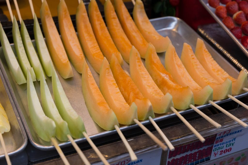 Melon Sticks