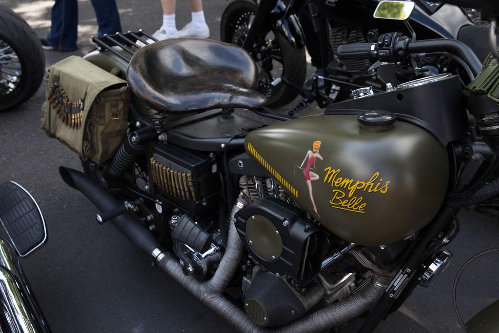 Membhips Belle Motorrad