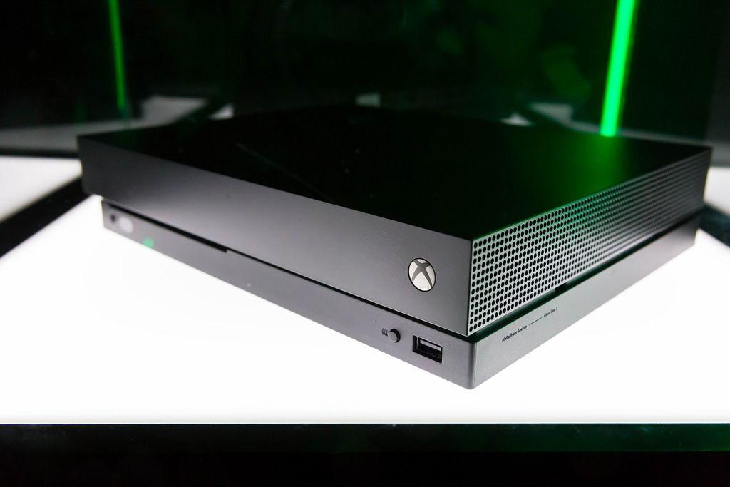 Microsoft Xbox One X (Project Scorpio)