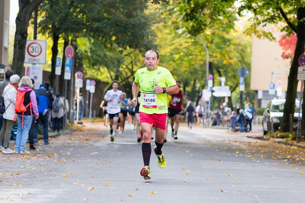 Mieskes Kurt - Köln Marathon 2017