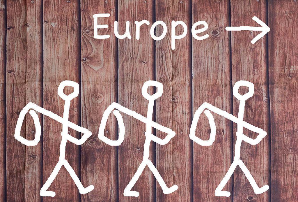 Migrationsziel Europa