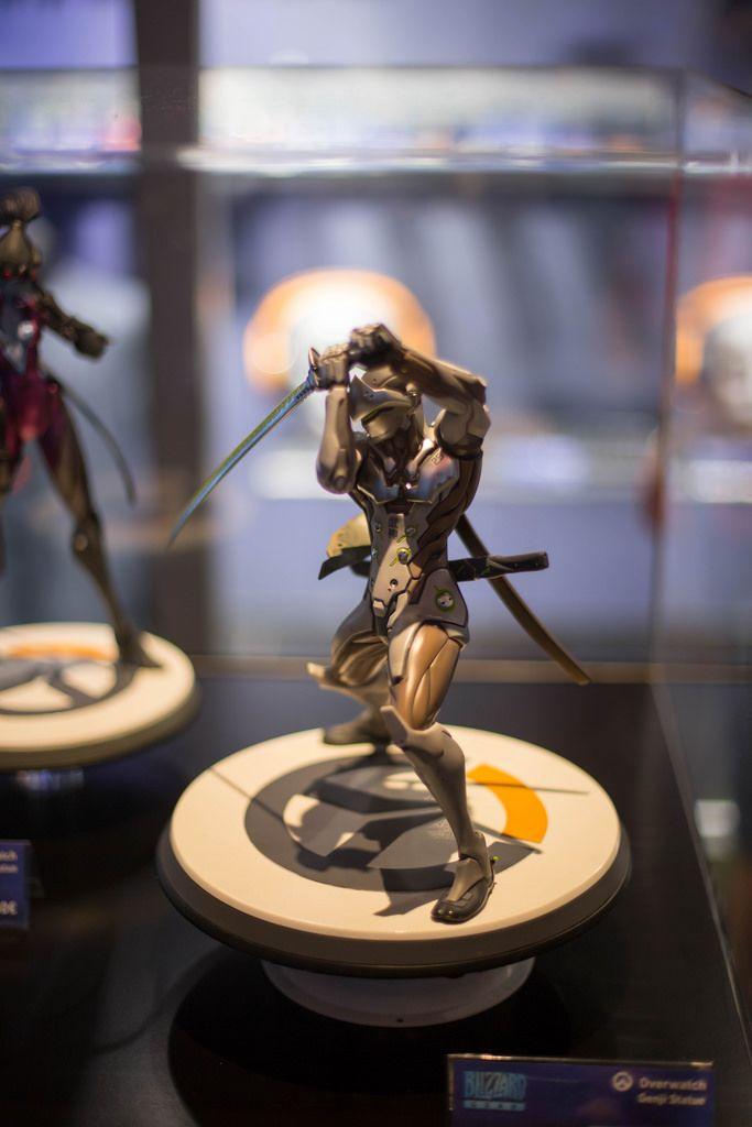 Mini Genji Shimada aus Overwatch von Blizzard