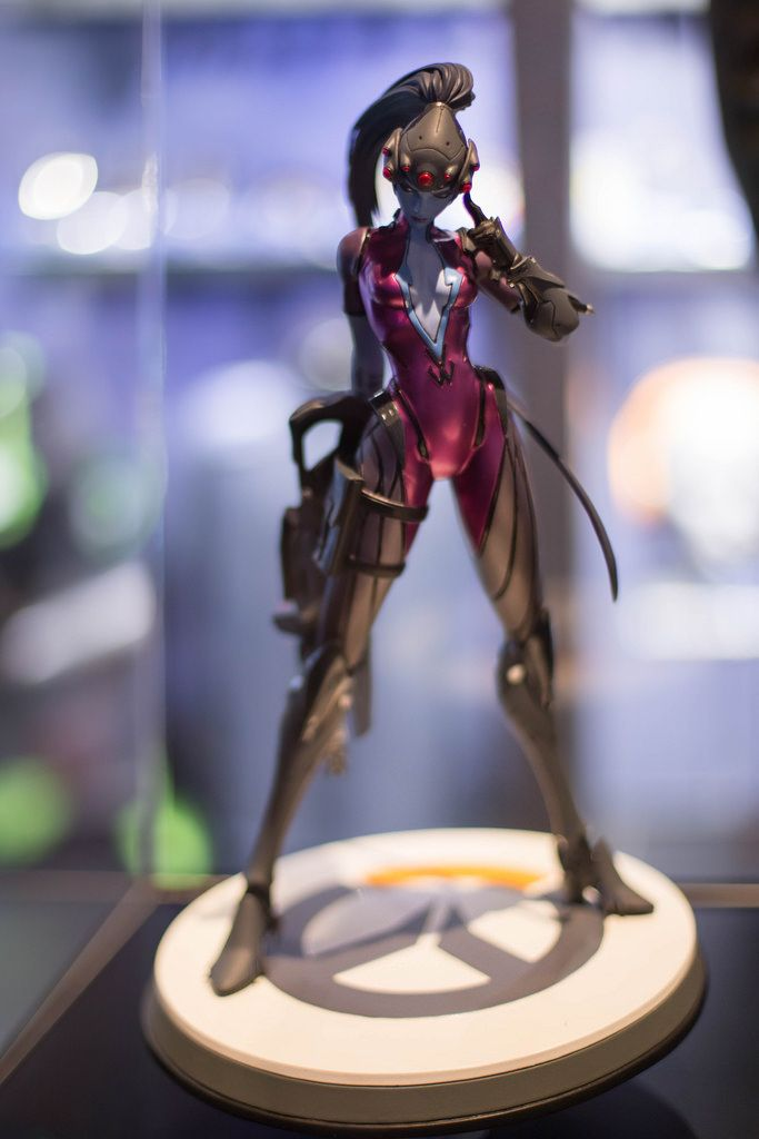 Mini Widowmaker aus Overwatch von Blizzard
