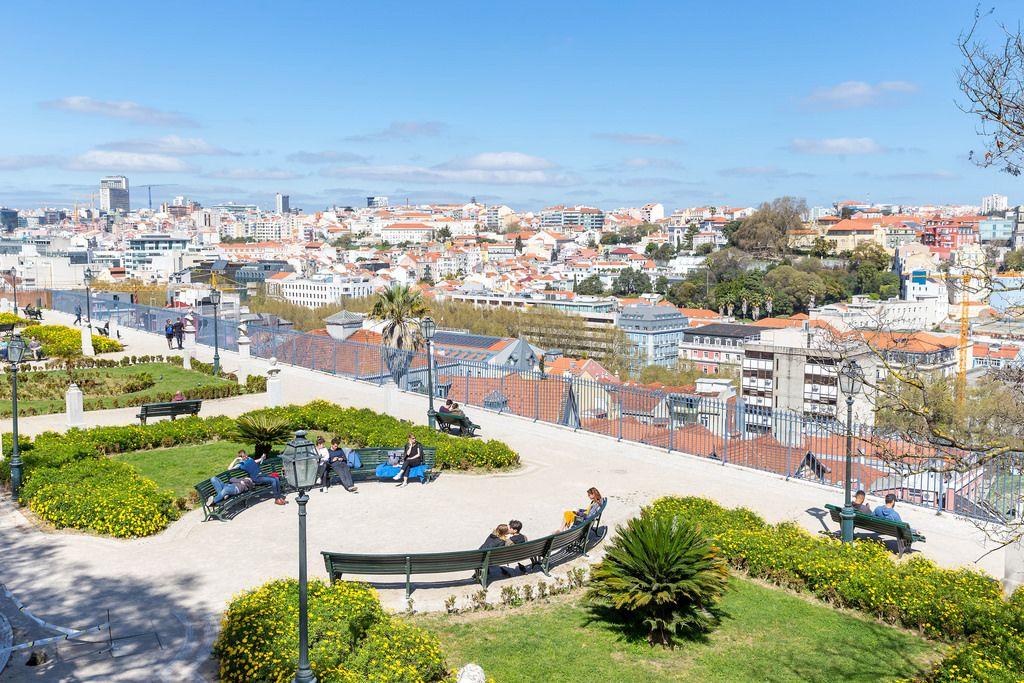 Miradouro Sao Pedro de Alcantara