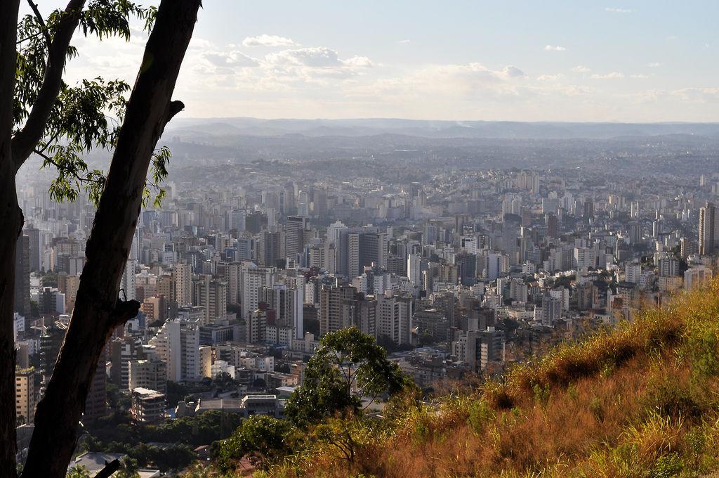 Mirante do Mangabeiras in Belo Horizonte