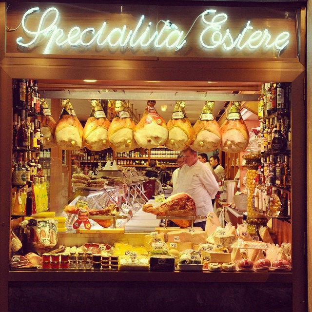 Missing Rome. #Italien #italy #travel #instatravel #food #bacon #schinken #rome #roma #rom #vacation