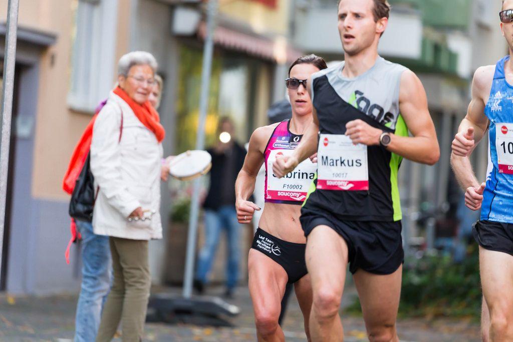 Mockenhaupt Markus, Mockenhaupt Sabrina - Köln Marathon 2017