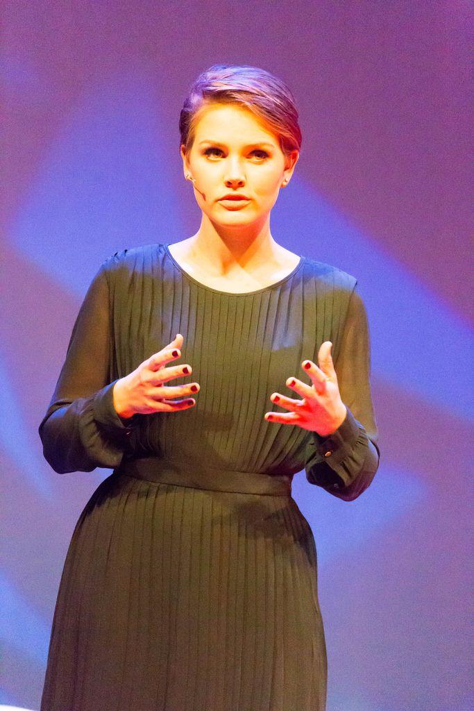 Moderator Martine van der Meijden - TEDxVenlo 2017