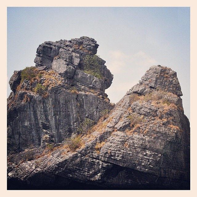 Monkey Island #thailand
