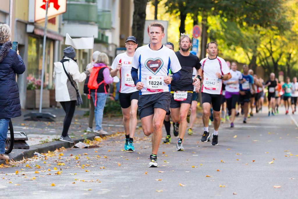 Müller Robert, Beckmanns Ralf, Ghalayini Nicolas - Köln Marathon 2017
