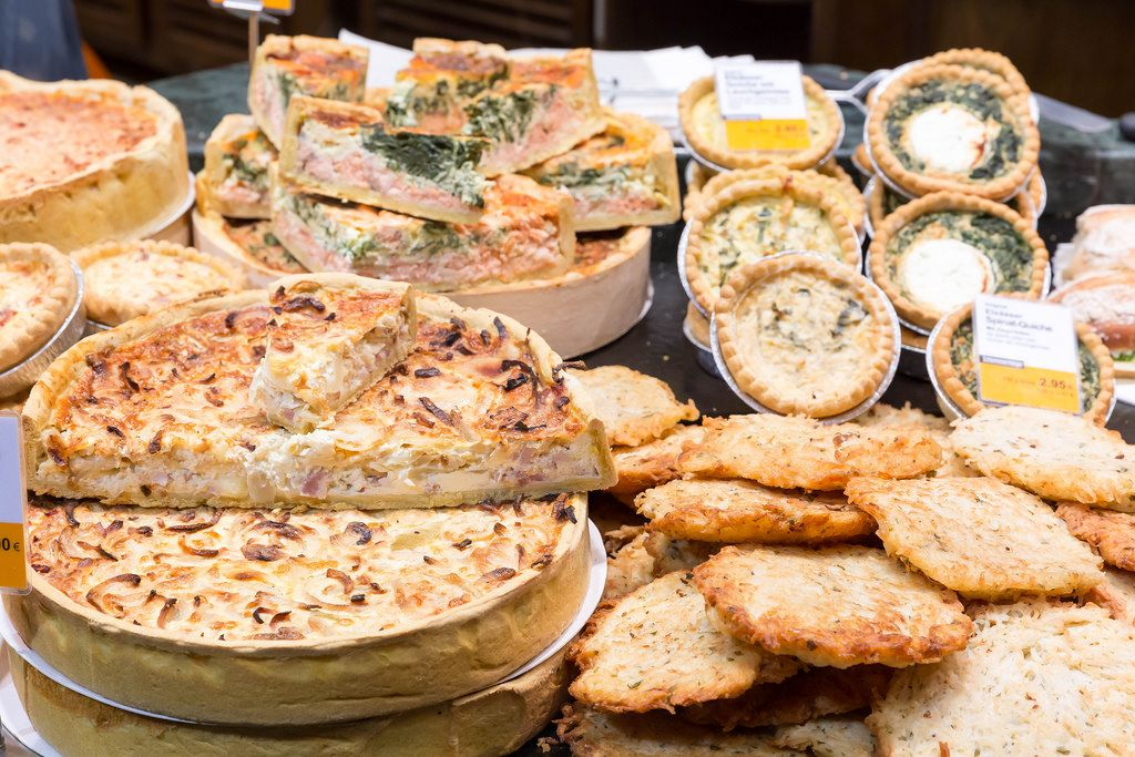 Munich Pie and other foods