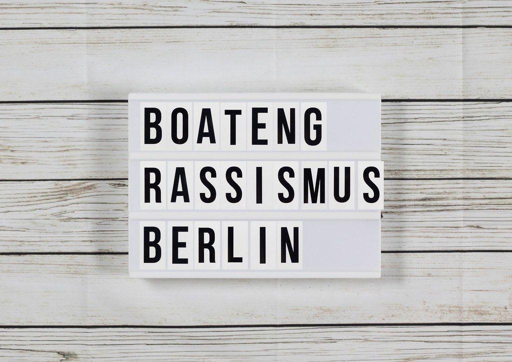 Nationalspieler aus Charlottenburg: Boateng warnt vor Rassismus in Teilen Berlins