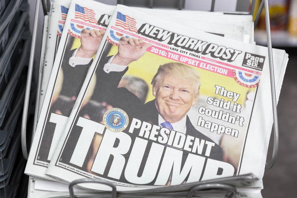 New York Post: President Trump