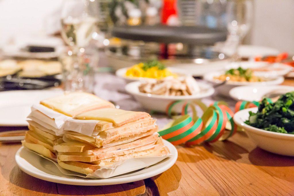 Niederländischer Käse zum Frühstück