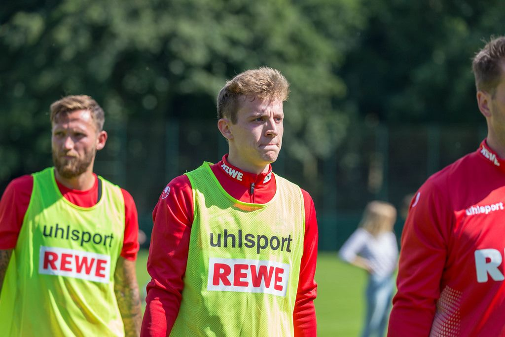 Niklas Hauptmann - 1. FC Kölns neuer Zugang