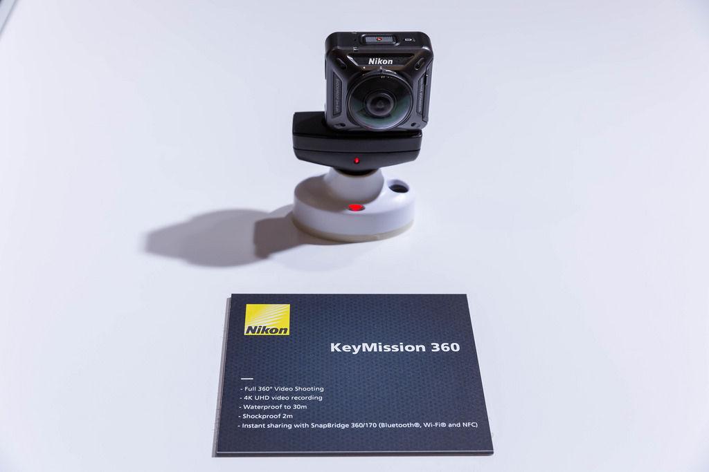 Nikon Key-Mision 360