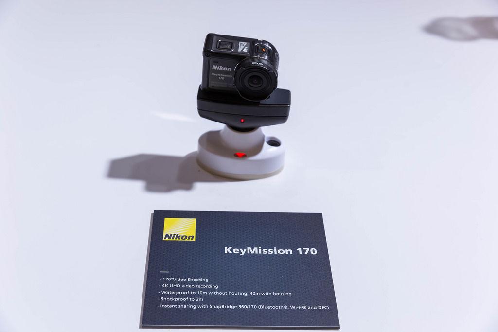 Nikon: Key Mission 170