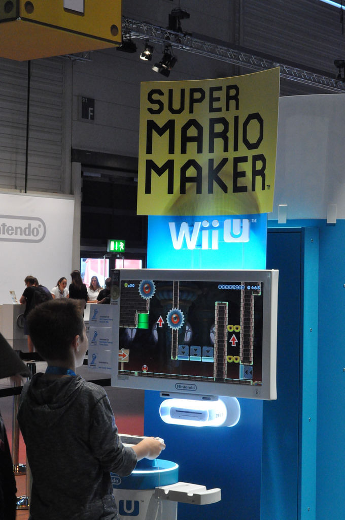 Nintendo: Super Mario Maker