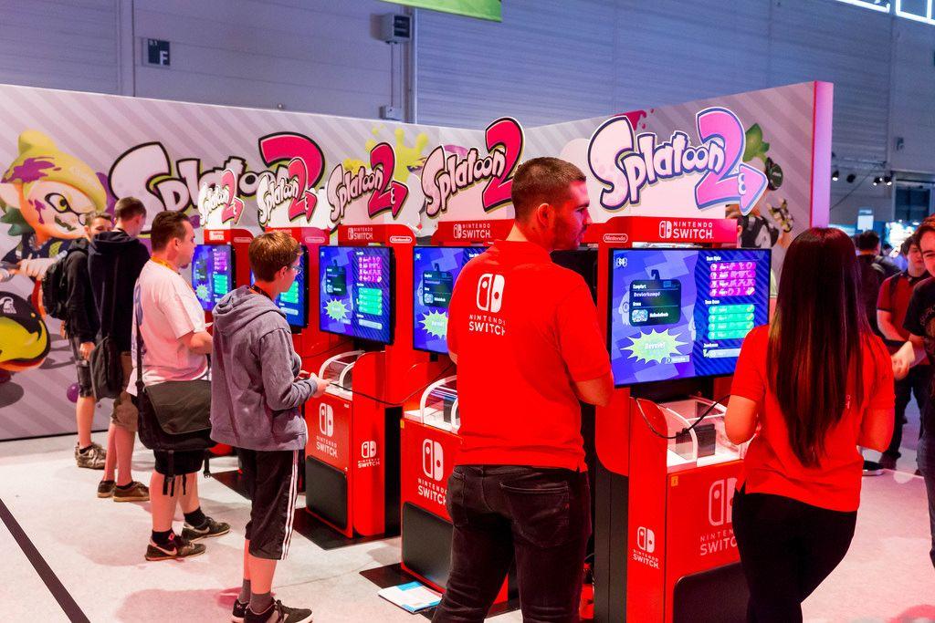 Nintendo Switch: Splatoon 2