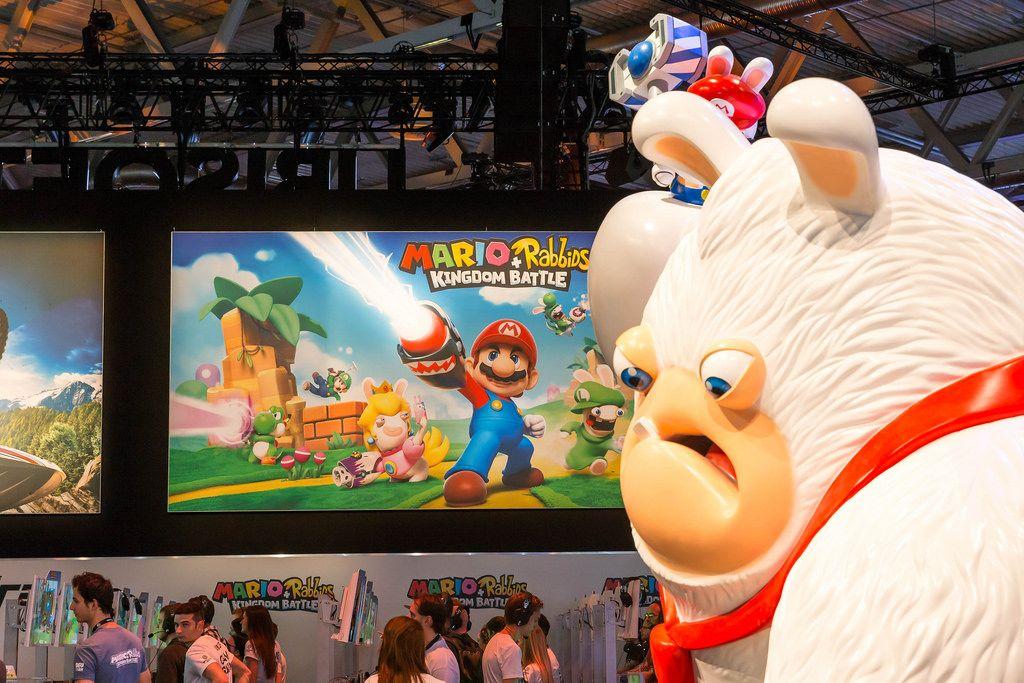 Nintendo/Ubisoft Mario + Rabbits Kingdom Battle