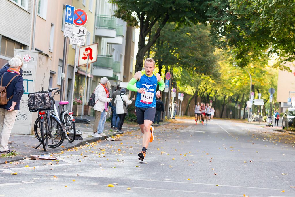 Nussbaumer Andre - Köln Marathon 2017