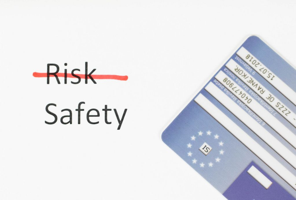 Nutzen/Risiko-Abwägung. Entscheidung pro Sicherheit