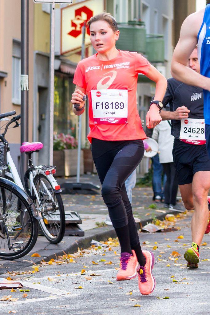 Ojstersek Svenja, Polaczek Marcus - Köln Marathon 2017