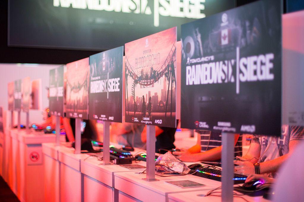 Operation Blood Orchid bei der Gamescom 2017