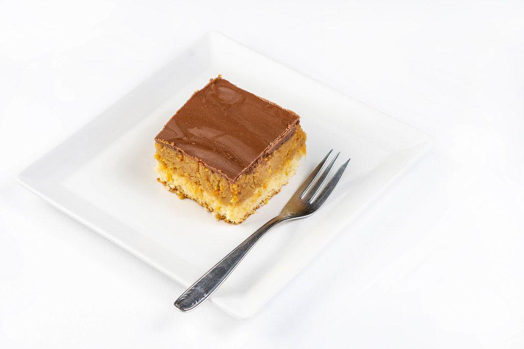 Orange and Chocolate Jaffa cake (Flip 2019)