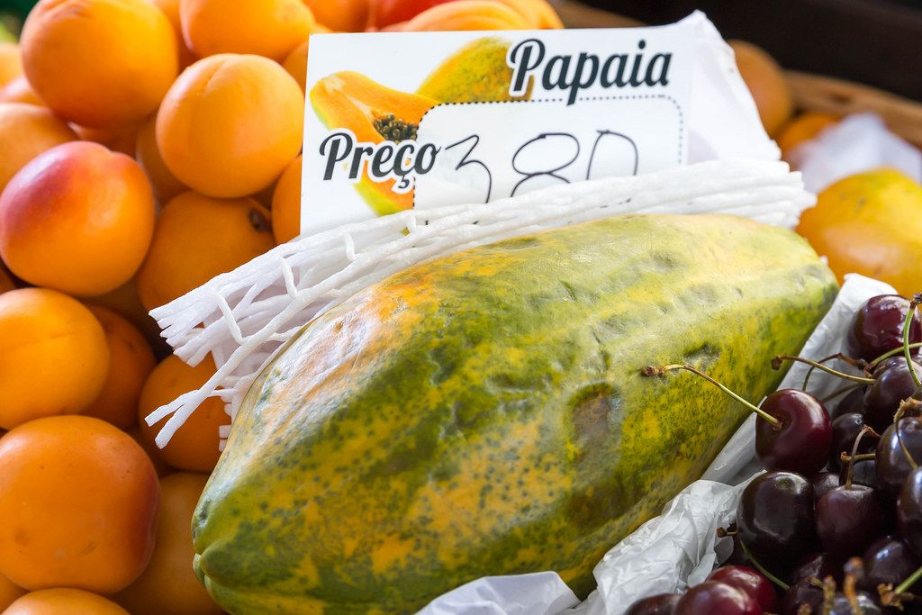 Papaya (pt: Papaia)