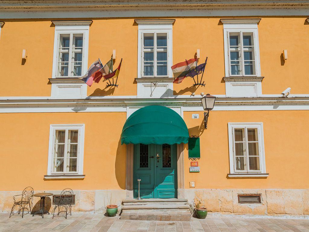 Park hotel Ptuj, Slovenia
