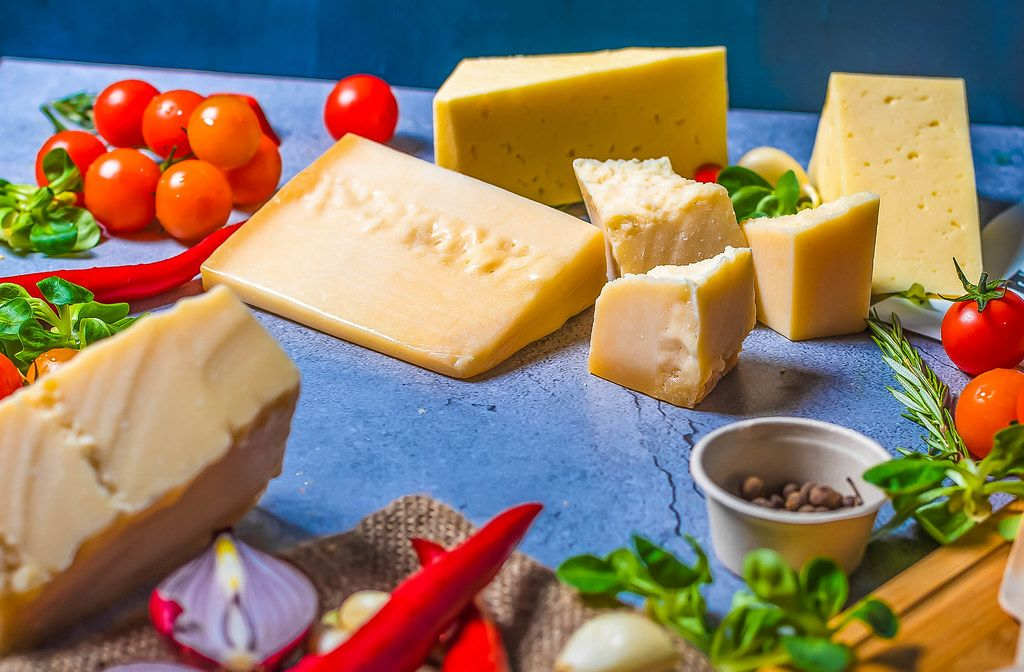 Parmezan Cheese Asorti