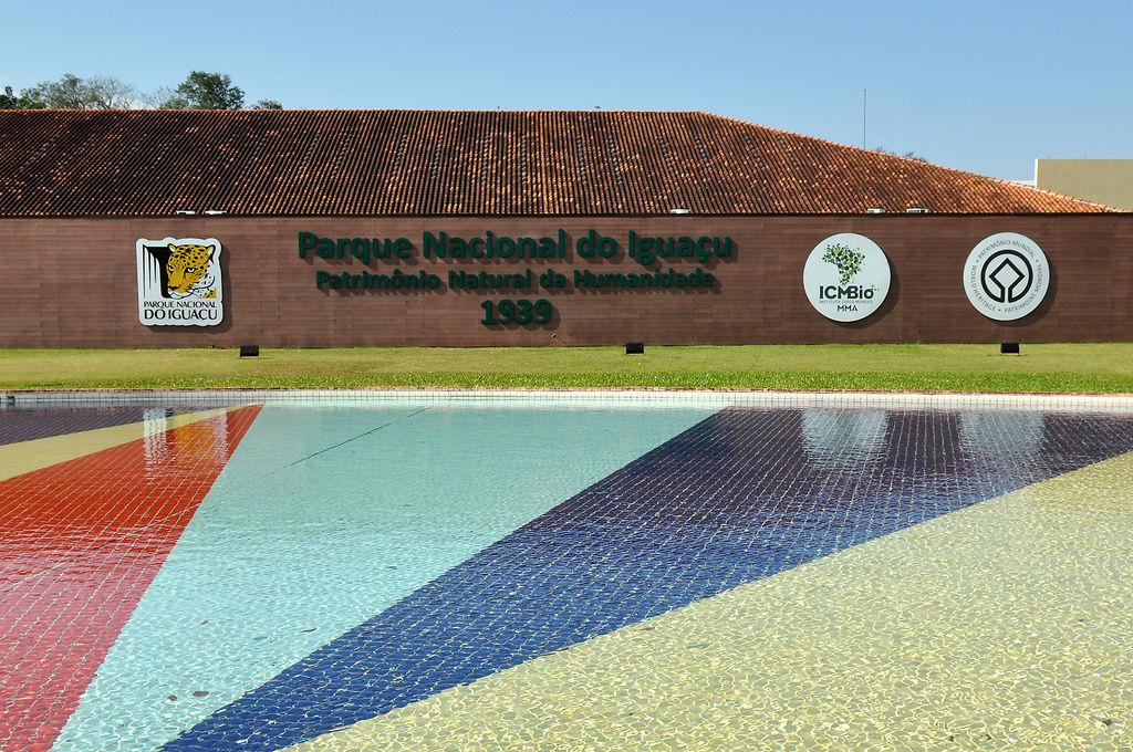 Parque Nacional do Iguaçu: Wasserfälle in Brasilien