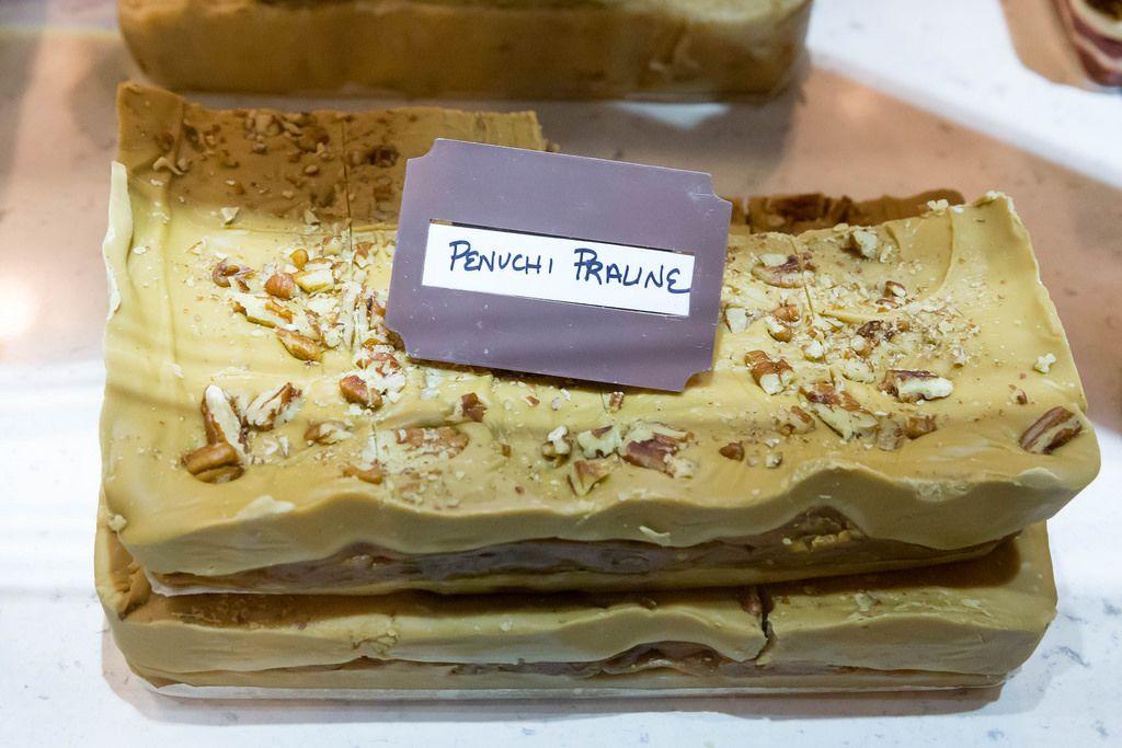 Penuche Prune cake