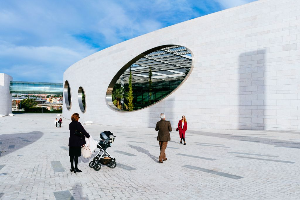 People on Champalimaud Foundation campus (Flip 2019) (Flip 2019) Flip 2019