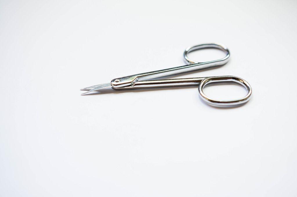 Personal care scissors