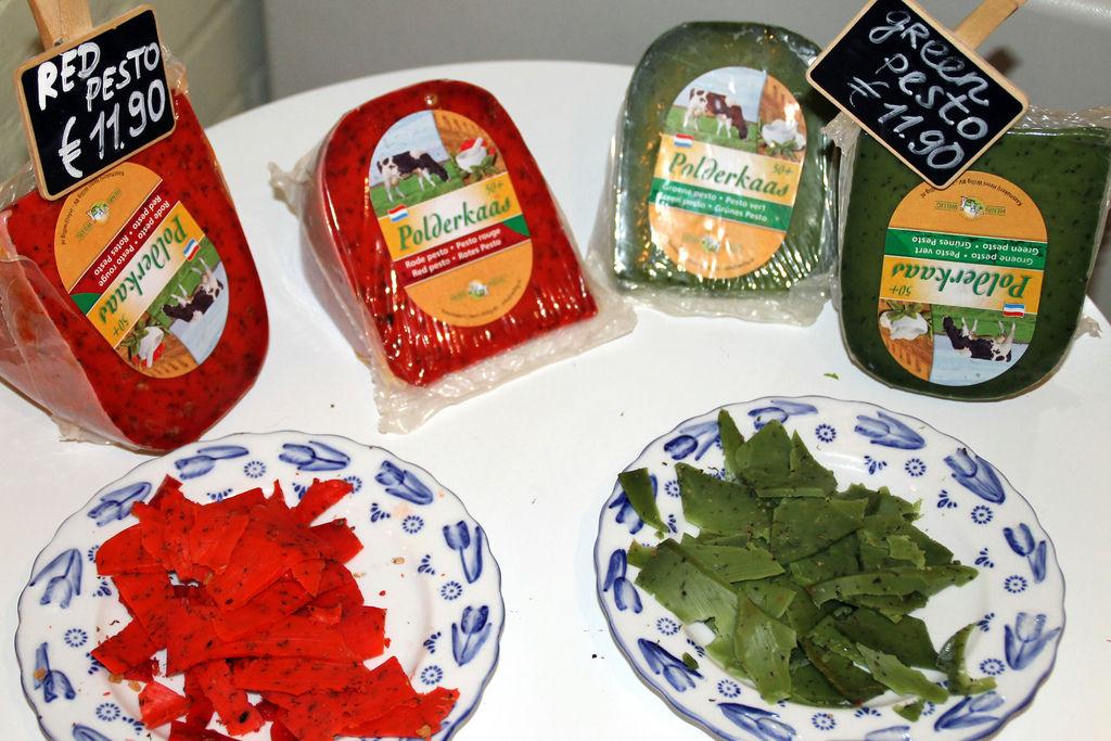 Pesto-Käse