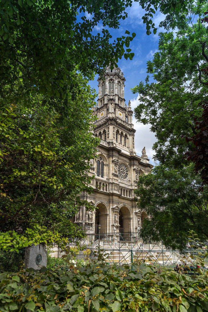 Pfarrkirche La Trinité in Paris