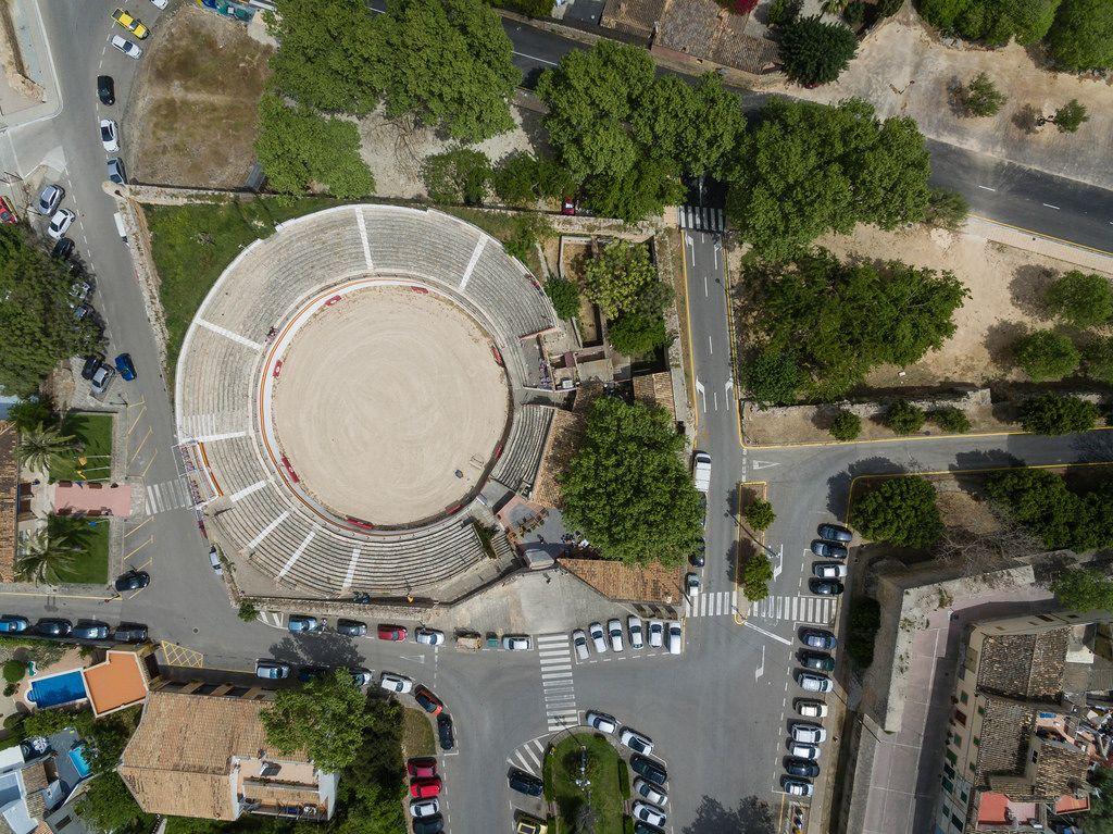 Plaça de Toros in Alcúdia