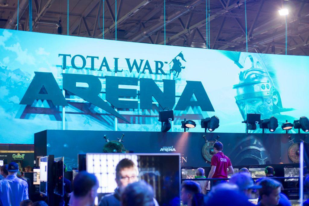 Plakat von Total War Arena