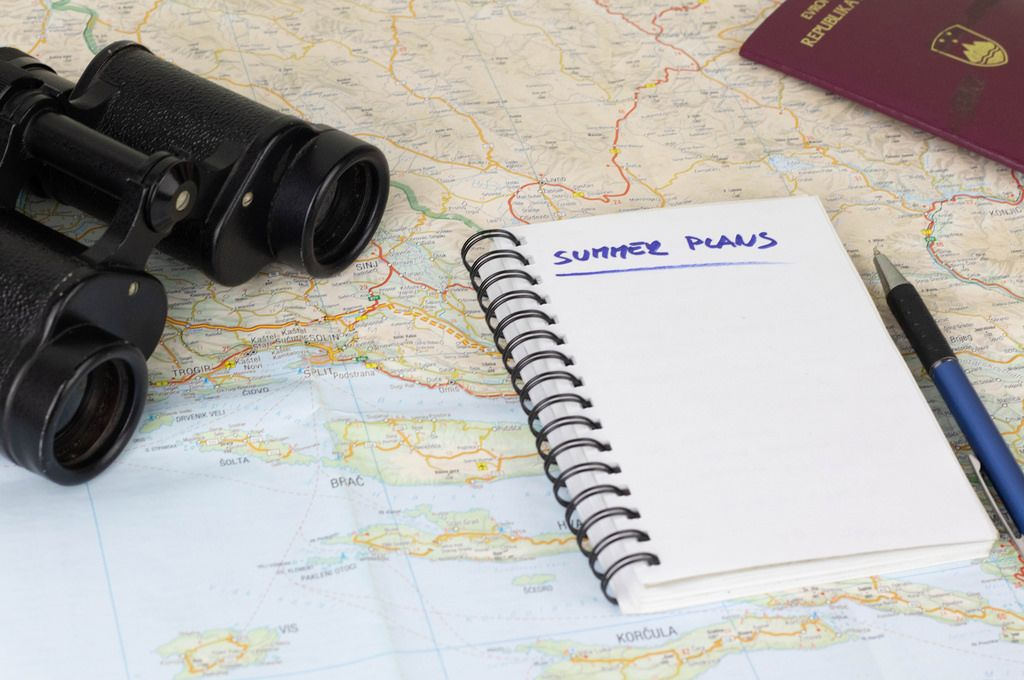 Pläne für den Sommer