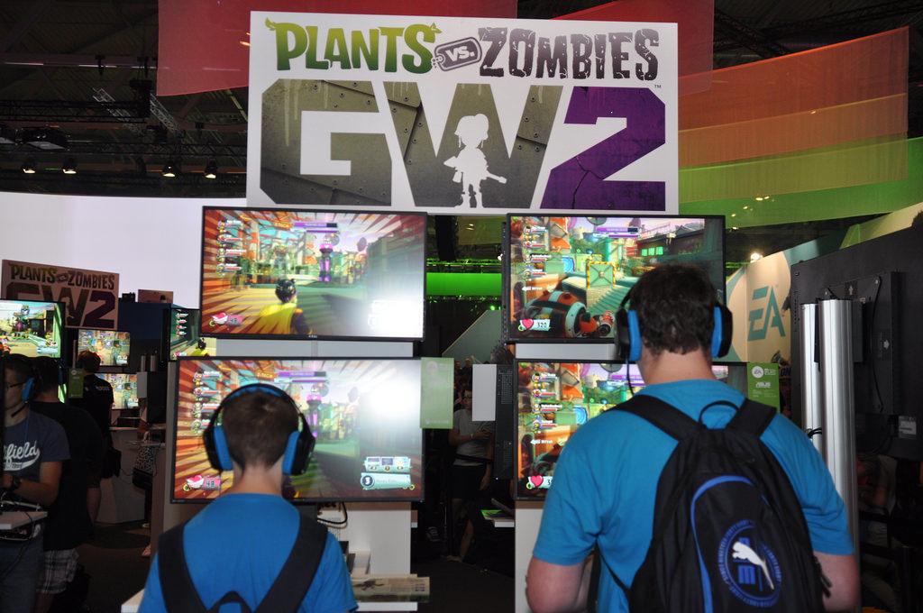 Plants & Zombies GW2