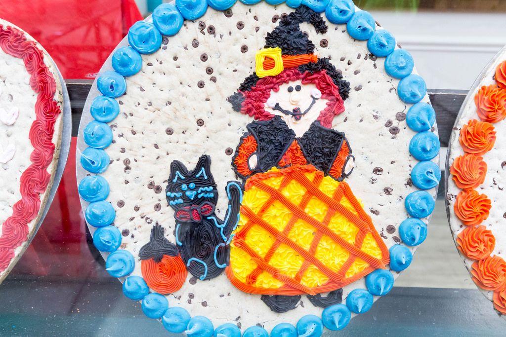 Plätzchen-Kuchen von Mr. Fields
