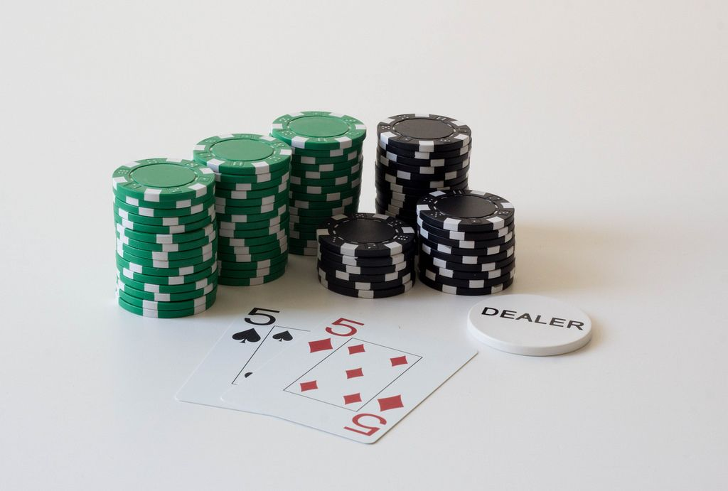 Poker 5er Pärchen