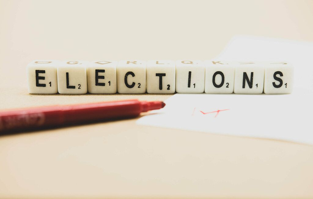 Political ELECTIONS coming soon