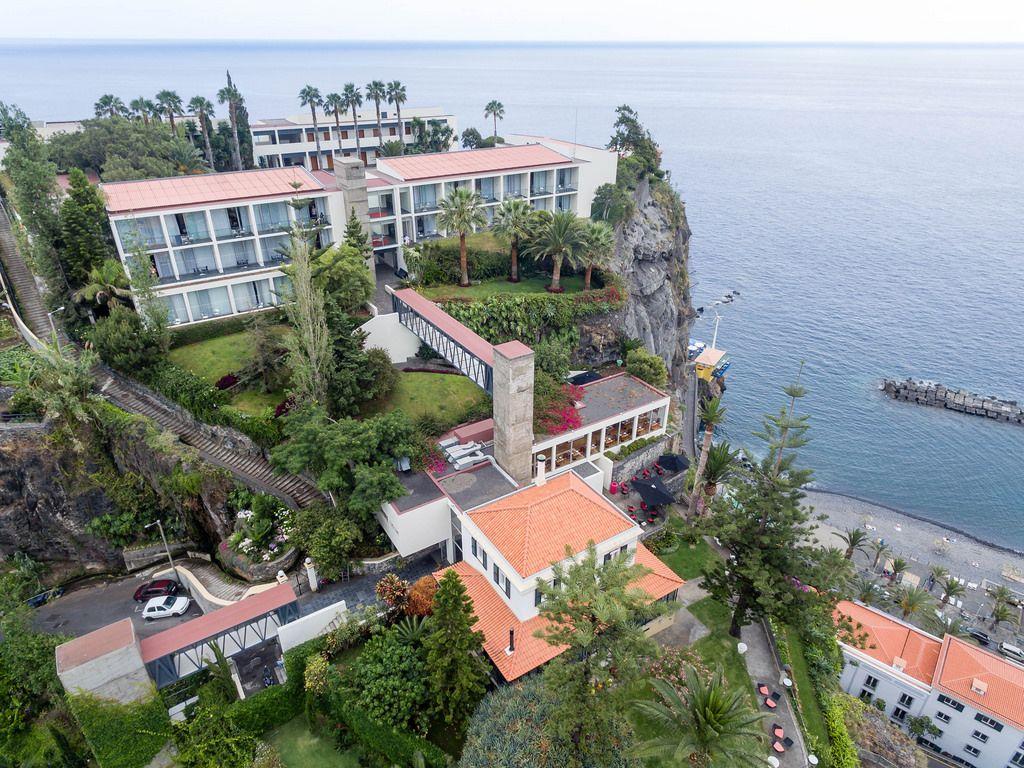 Ponta do Sol Hotel, Madeira