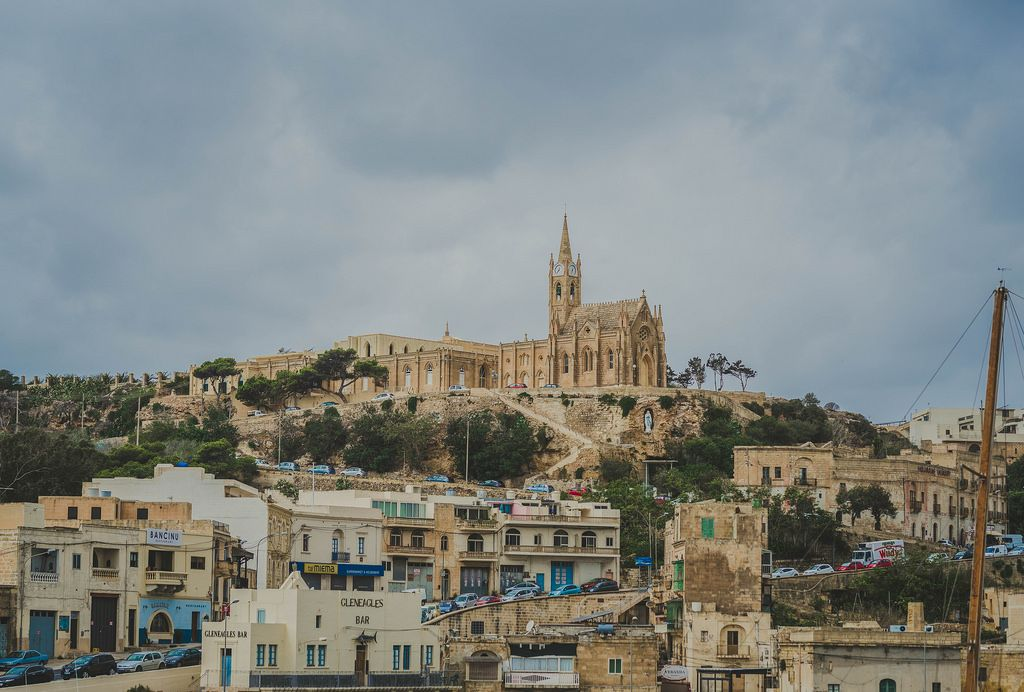 Port Of Mgarr City In Gozo.jpg